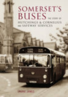 Somerset's Buses, Paperback / softback Book
