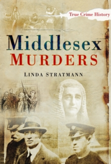 Middlesex Murders, Paperback / softback Book