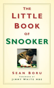 The Little Book of Snooker, Hardback Book