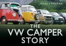 The VW Camper Story, Mixed media product Book