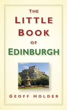 The Little Book of Edinburgh, Hardback Book