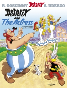 Asterix: Asterix and The Actress : Album 31, Paperback / softback Book
