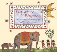 Playtime Rhymes : All Our Favourite Rhymes, Mixed media product Book