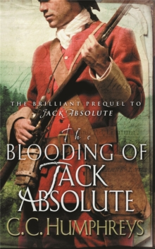 The Blooding of Jack Absolute, Paperback Book