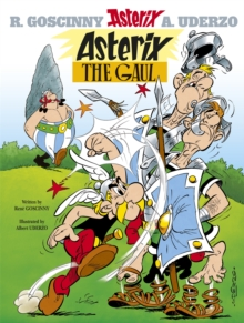 Asterix The Gaul : Album 1, Paperback Book