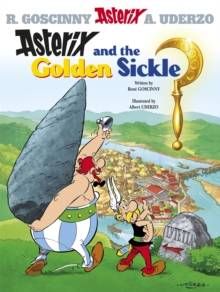 Asterix: Asterix and the Golden Sickle : Album 2, Paperback Book