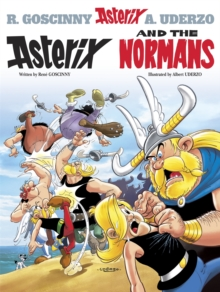 Asterix: Asterix and the Normans : Album 9, Hardback Book