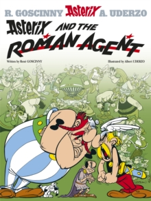 Asterix and the Roman Agent : Album 15, Paperback Book