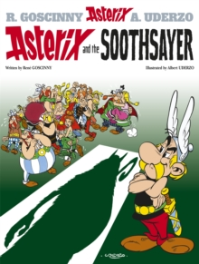 Asterix: Asterix and The Soothsayer : Album 19, Paperback / softback Book
