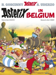 Asterix: Asterix in Belgium : Album 24, Paperback Book