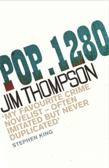 POP. 1280, Paperback / softback Book