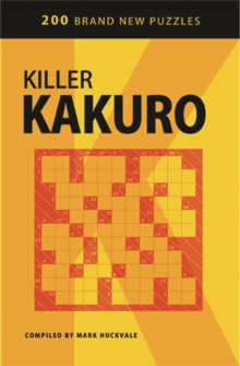 Killer Kakuro, Paperback Book