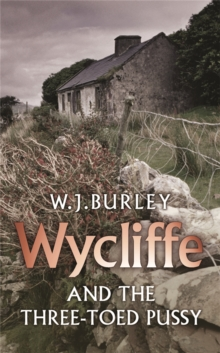 Wycliffe and the Three Toed Pussy, Paperback Book