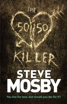 The 50/50 Killer, Paperback Book