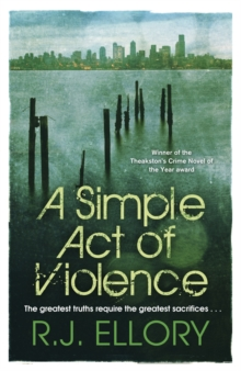 A Simple Act of Violence, Paperback Book