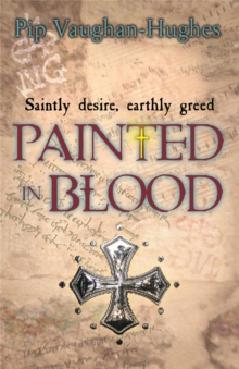Painted in Blood, Paperback Book