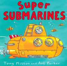 Super Submarines, Paperback Book