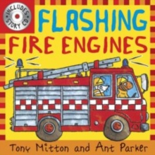 Flashing Fire Engines, Mixed media product Book