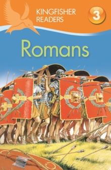 Kingfisher Readers: Romans (Level 3: Reading Alone with Some Help), Paperback / softback Book
