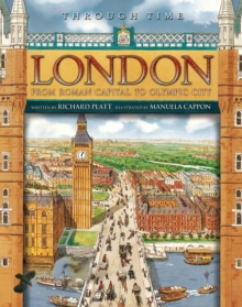 Through Time: London, Paperback Book