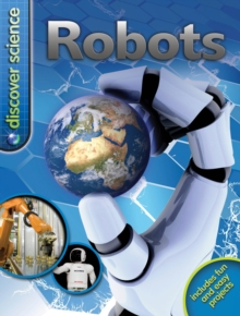 Discover Science: Robots, Paperback Book