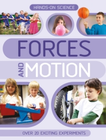 Hands-on Science: Forces and Motion, Paperback Book