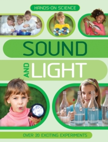 Hands-on Science: Sound and Light, Paperback Book