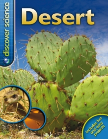Discover Science: Deserts, Paperback Book