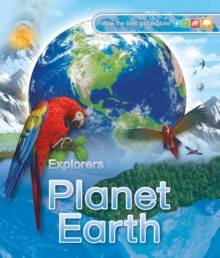 Explorers: Planet Earth, Paperback Book