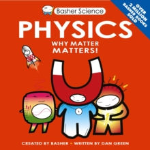 Basher Science: Physics, Paperback Book