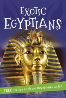 It's all about... Exotic Egyptians, Paperback / softback Book