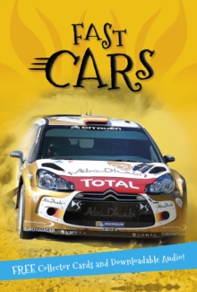It's all about... Fast Cars, Paperback Book