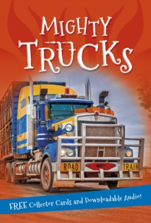 It's All About... Mighty Trucks, Paperback Book