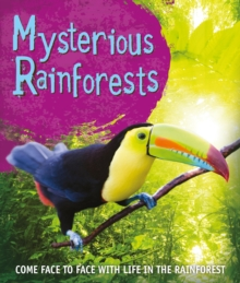 Fast Facts! Mysterious Rainforests, Paperback / softback Book