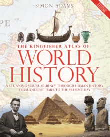 Kingfisher Atlas of World History, Hardback Book