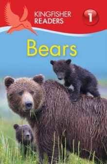 Kingfisher Readers: Bears (Level 1: Beginning to Read), Paperback / softback Book