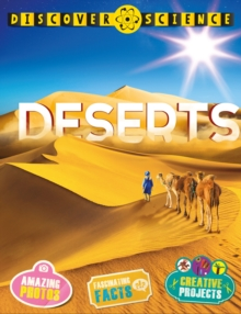 Discover Science: Deserts, Paperback / softback Book