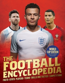 The Kingfisher Football Encyclopedia, Paperback Book