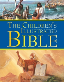 The Children's Illustrated Bible, Hardback Book