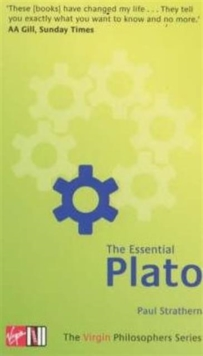 Virgin Philosophers : Plato, Paperback Book