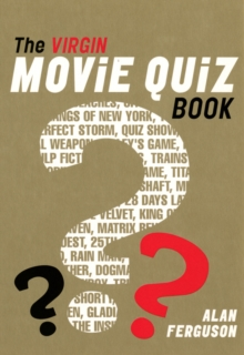 The Virgin Movie Quiz Book, Paperback / softback Book