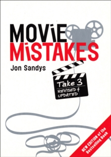Movie Mistakes : Take 3, Paperback Book