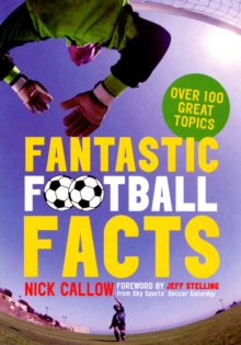 Fantastic Football Facts, Paperback Book