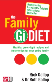 The Family Gi Diet, Paperback Book