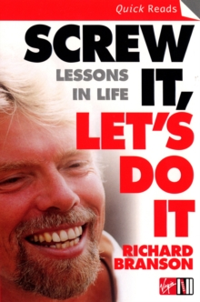 Screw It, Let's Do It : Lessons In Life, Paperback / softback Book