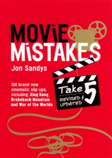 Movie Mistakes : Take 5, Paperback Book