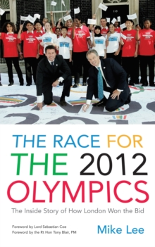 The Race for the 2012 Olympics, Hardback Book