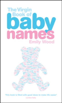 The Virgin Book of Baby Names, Paperback / softback Book