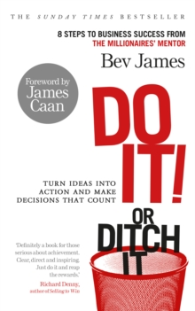 Do It! or Ditch It, Paperback / softback Book