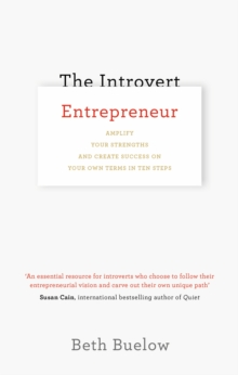 The Introvert Entrepreneur, Paperback Book